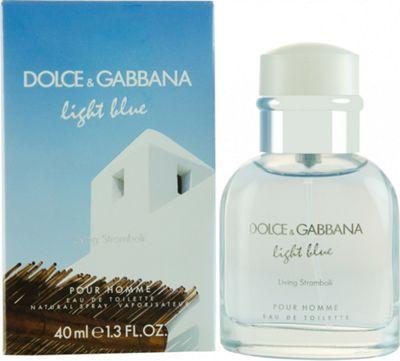 Dolce & Gabbana Light Blue Living Stromboli Eau de Toilette (EDT) 40ml Spray For Men