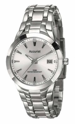 Accurist Gents Bracelet Watch MB860S