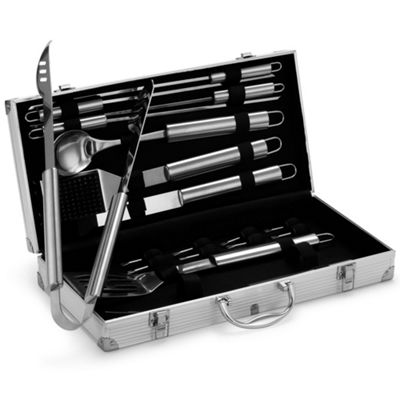 VonHaus 18-piece BBQ Utensil Set