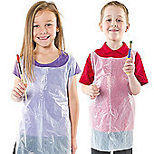 Disposable Aprons (Pack of 50 )