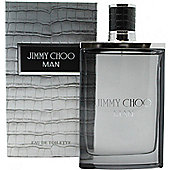 Jimmy Choo Man Eau de Toilette (EDT) 100ml Spray For Men