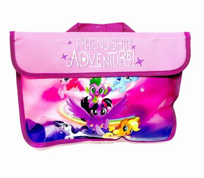 My Little Pony 'Friendship' School Book Bag