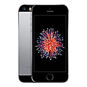 Tesco Mobile iPhone SE 32GB Space Grey
