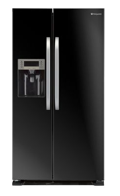 Hotpoint American Frost Free Fridge Freezer SXBD 925 F WD (UK).1 - Black