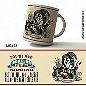 Original Metal Sign Co Mug Bonkers