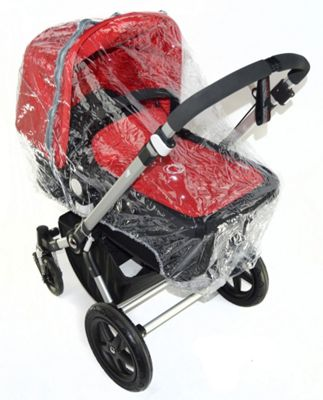 Buy Raincover Compatible For Bugaboo Buffalo Pushchair From Our Rain