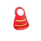 Make My Day Baby Bibs FIREMAN