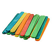 Lollipop Sticks - Assorted Colours 150 Pk