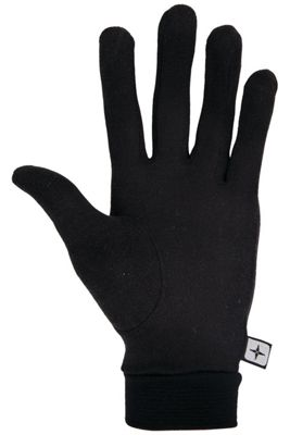 Mountain Warehouse Silk Gloves ( Size: XL )