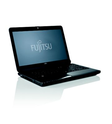 Fujitsu Lifebook 15.6 inch Notebook PC AH530 Core i3 (380M) 2.53GHz 4GB 500GB DVD+RW Windows 7 Home Premium 64-bit