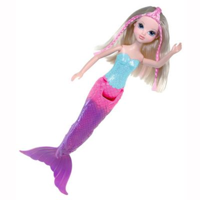 MGA Entertainment Moxie Girlz Magic Swim Mermaid Avery Doll