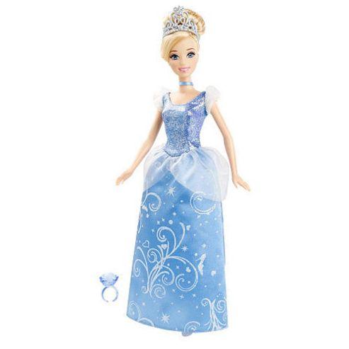 Disney Princess Deluxe Cinderella Sparkle Princess
