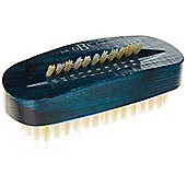 Kent ART 8 Stained Wood Nail Brush - Navy