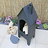 House Chimenea (Black)