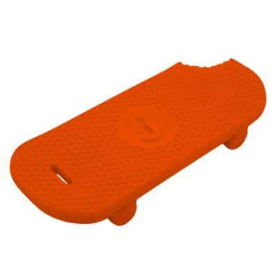 Jellystone jChew Teething Skateboard in Carrot