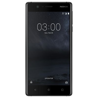 Tesco Mobile Nokia 3 Black