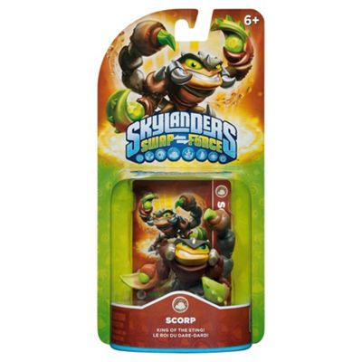 Skylanders Swap Force Single Character : Scorp