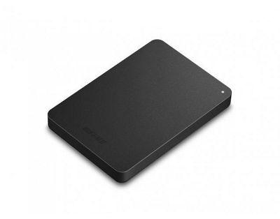 Buffalo HD-PNFU3 1TB MiniStation Safe USB 3.0 Portable Hard Drive Black