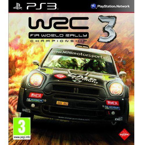 World Rally Championship 3 (PS3)