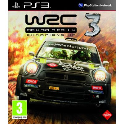 World Rally Championship 3 (PS3)