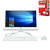 "HP 20-c030na 19.5"" All-in-One PC Intel Core i3-6100U 4GB 500GB with Internet Security - W3C98EA#ABU"