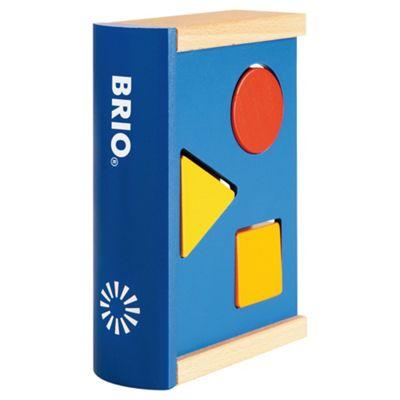 Brio Block Sorter, wooden toy