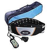 Electric Slimming Massage Slimming Vibration Body Abdominal Toning Tone Belt