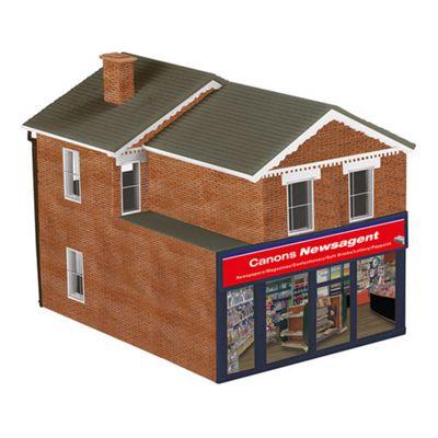 HORNBY Skaledale R9764 Canons Newsagent - OO Gauge Buildings