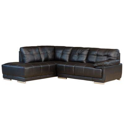 Sofa Collection Orense Corner Suite - Black