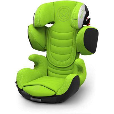 Kiddy Cruiserfix 3 Car Seat (Spring Green)