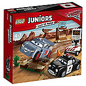LEGO Juniors Disney Cars Willy's Butte Speed Training 10742