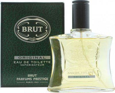 Brut Eau de Toilette (EDT) 100ml Spray For Men