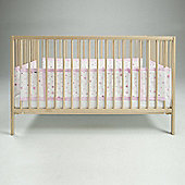 Airwrap Breathable Cot Bumpers - Pink