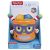 Fisher-Price Bright Beats Franky Beats Bat And Boogie