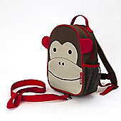 Skip Hop Zoolet Mini Backpack with Rein Monkey