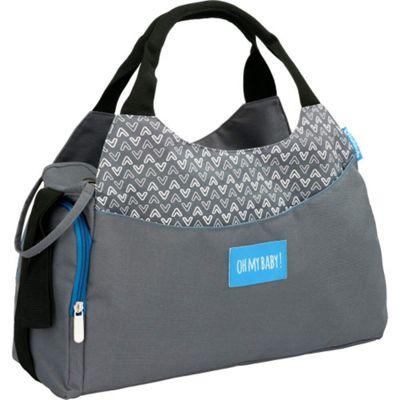 Badabulle Multipocket Changing Bag (Grey)