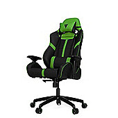 Vertagear Racing Series S-Line SL5000 Rev. 2 Gaming Chair - Black / Green Edition