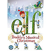 Elf - Buddy's Musical Christmas DVD