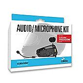 Cardo Scala Rider Microphone / Mic Audio Kit│For Freecom 1 2 3 4 Helmet Intercom