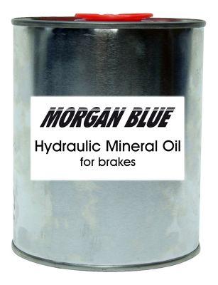 Morgan Blue Hydaulic Mineral Oil