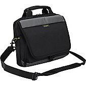 """Targus City Gear TSS865EU Carrying Case (Messenger) for 30.5 cm (12"""") Notebook - Black"""