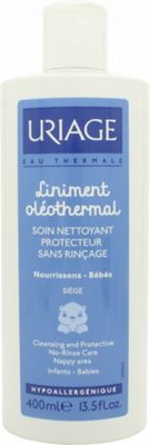 Uriage Bébé 1st Oleothermal Liniment Nappy Area 500ml