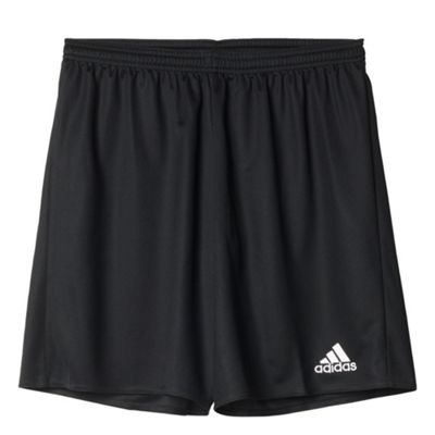 adidas Parma 16 Mens Adult Football Training Teamwear Short Black - XL