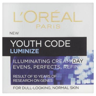 L'Oreal Paris Youth Code Cream 50ml