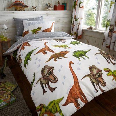 Roaring Dinosaur Single Bedding