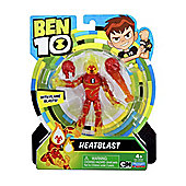 Ben 10 Action Figure Heatblast