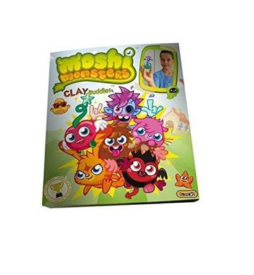 Moshi Monsters Clay Buddies Davlo