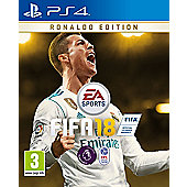 FIFA 18 Ronaldo edition (Pre order only) PS4