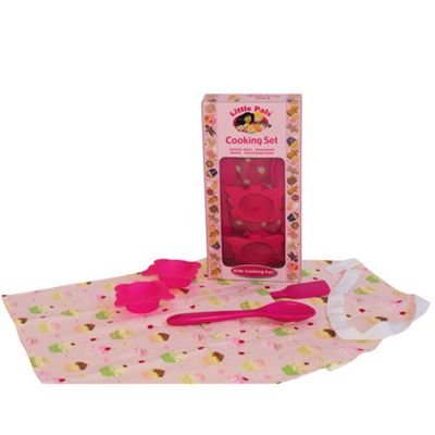 Little Pals Cooking Set - Pink