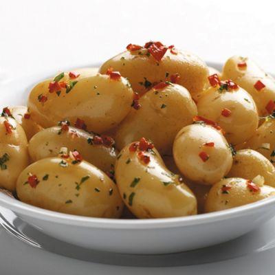 Potato 'Harlequin' - 5 tubers